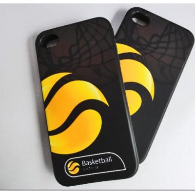 Image of Full Colour Silicon iPhone Case