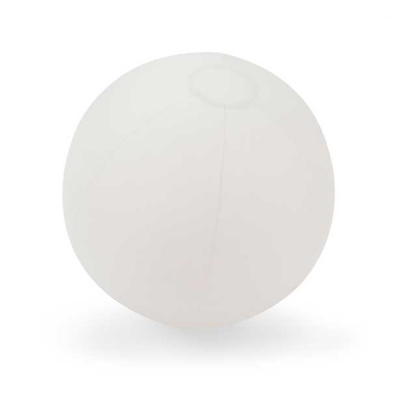 Image of Inflatable Ball Translucent Pvc Frost
