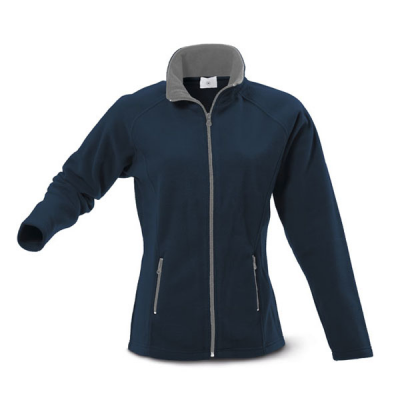 Image of Womens Polar Fleece With Zop Pockets