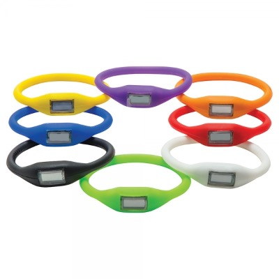 Image of Silicone Watch Wristband