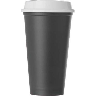 Image of PP mug with lid