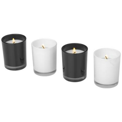 Image of Hill's 4-piece candle set