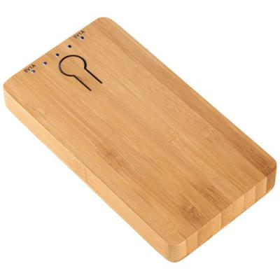 Image of PB-5000 Bamboo Power bank