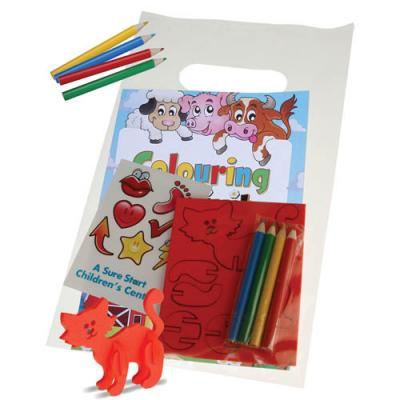 Image of Colouring Activity Pack